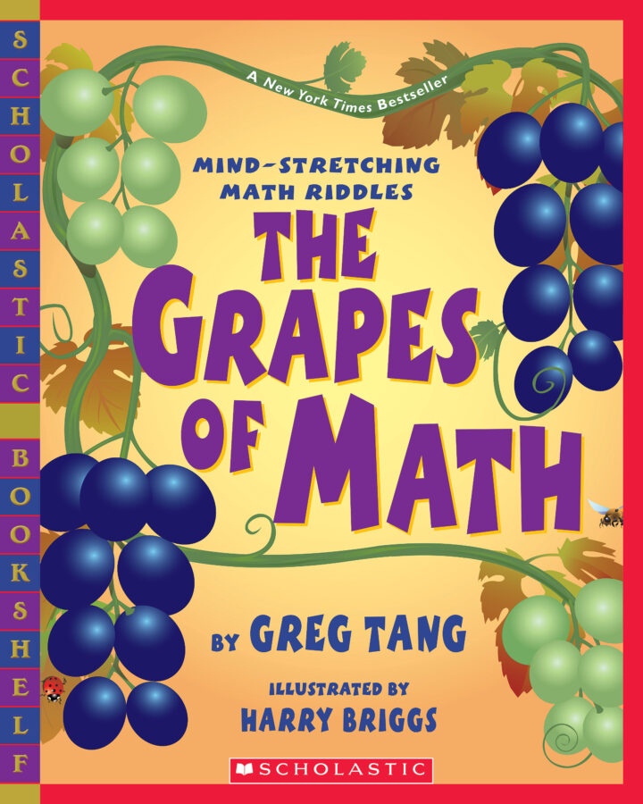 Greg Tang - The Grapes of Math