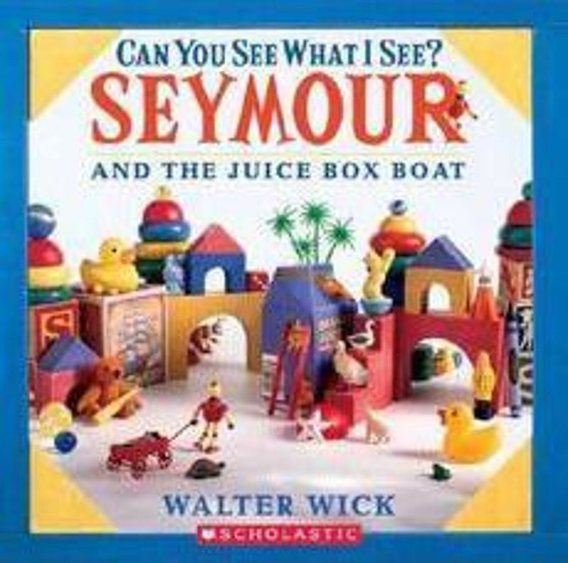 Walter Wick - Can You See What I See? Seymour and the Juice Box Boat