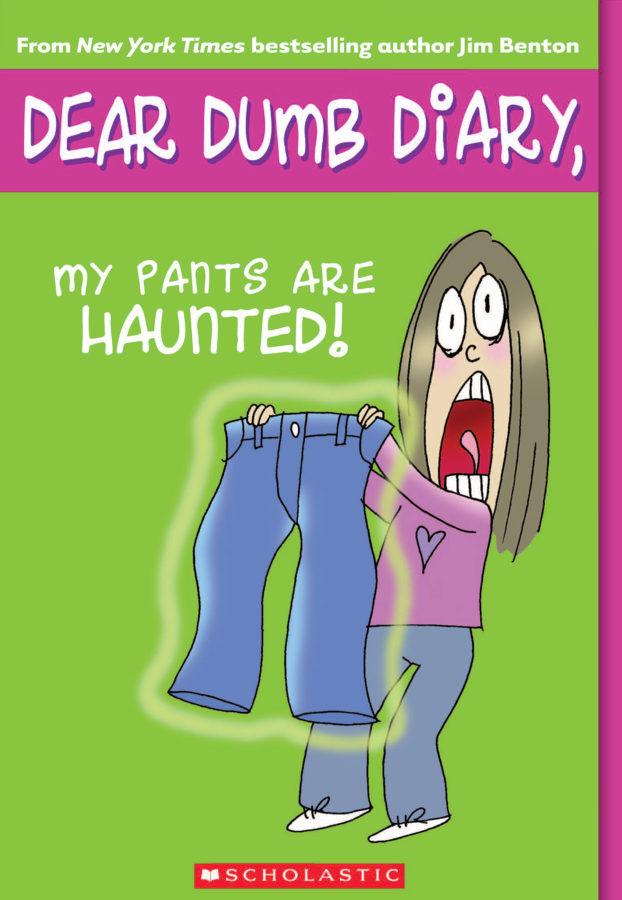 Jim Benton - My Pants Are Haunted