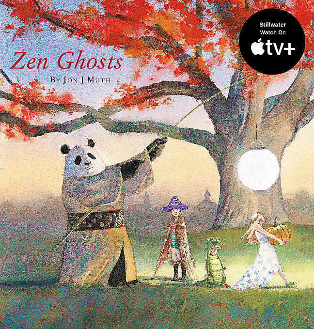 Jon J Muth - Zen Ghosts