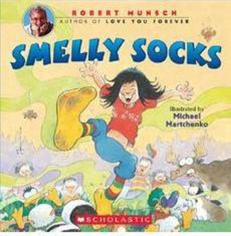 Robert N. Munsch - Smelly Socks