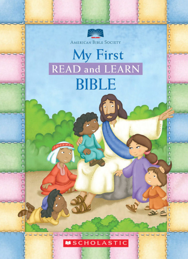 American Bible Society - My First Read and Learn Bible