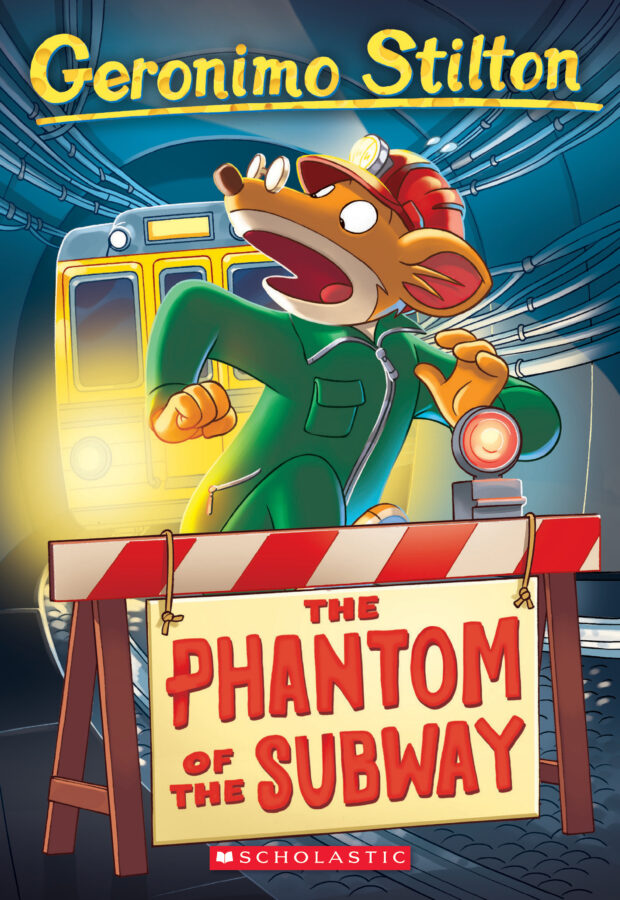 Geronimo Stilton - The Phantom of the Subway