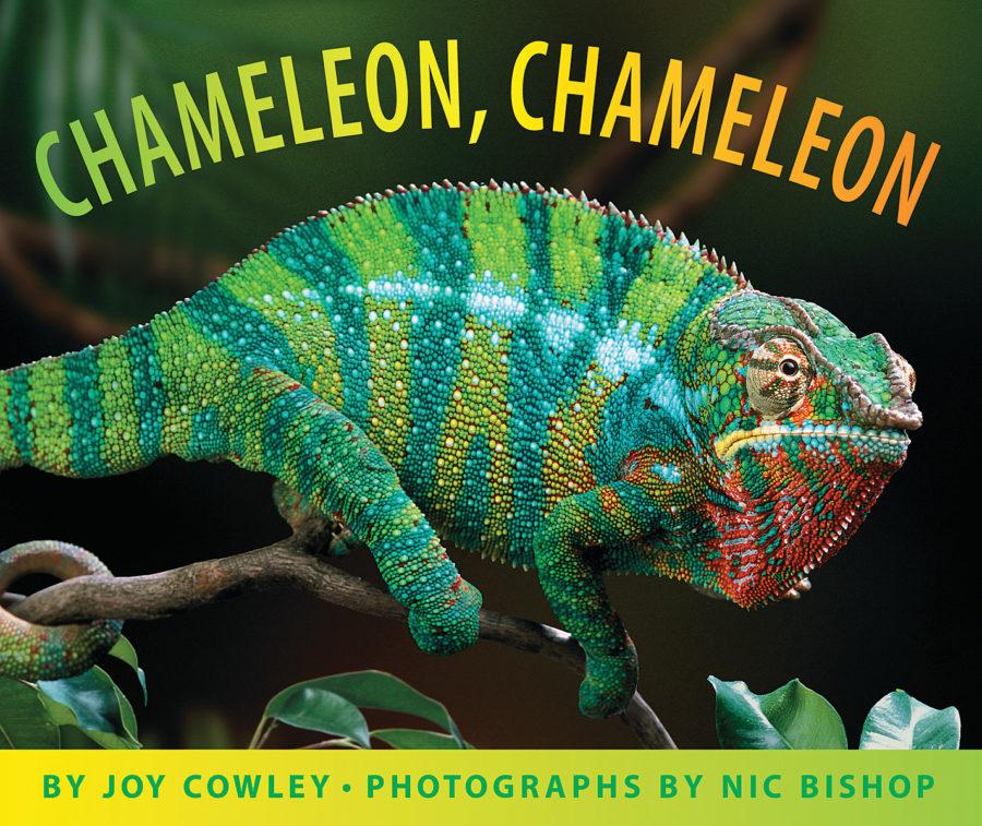 Joy Cowley - Chameleon, Chameleon