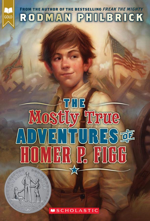 Rodman Philbrick - The Mostly True Adventures of Homer P. Figg