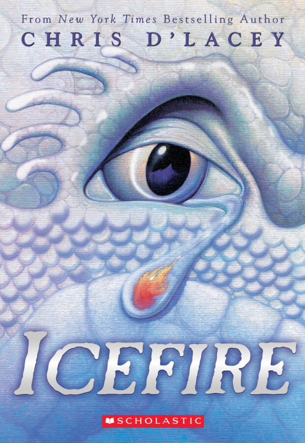 Chris d'Lacey - Icefire