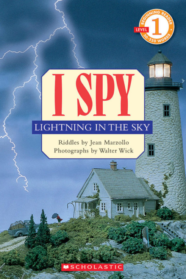 Jean Marzollo - I Spy Lightning in the Sky