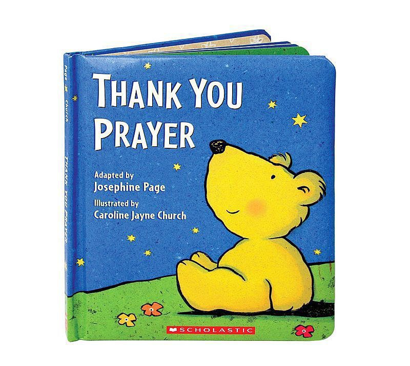 Josephine Page - Thank You Prayer