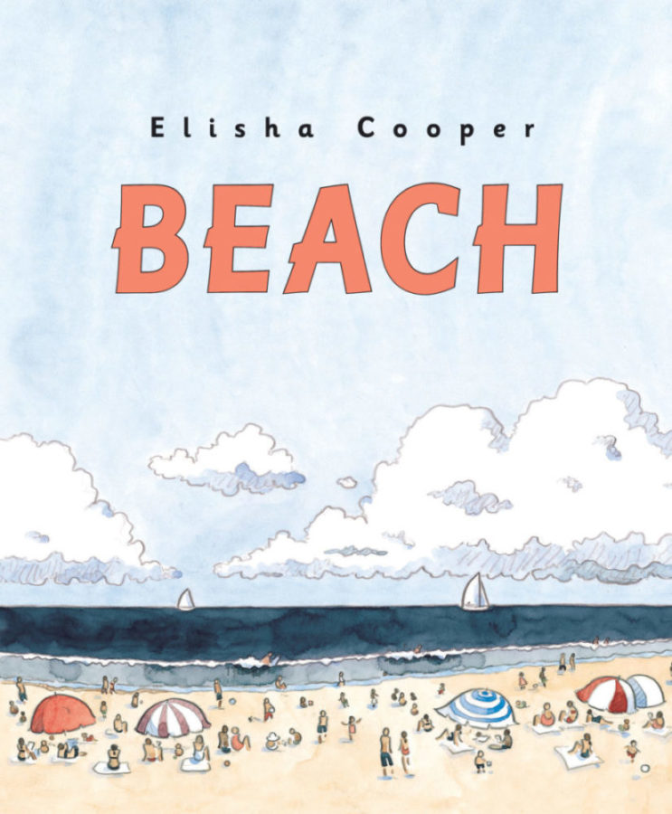 Elisha Cooper - Beach