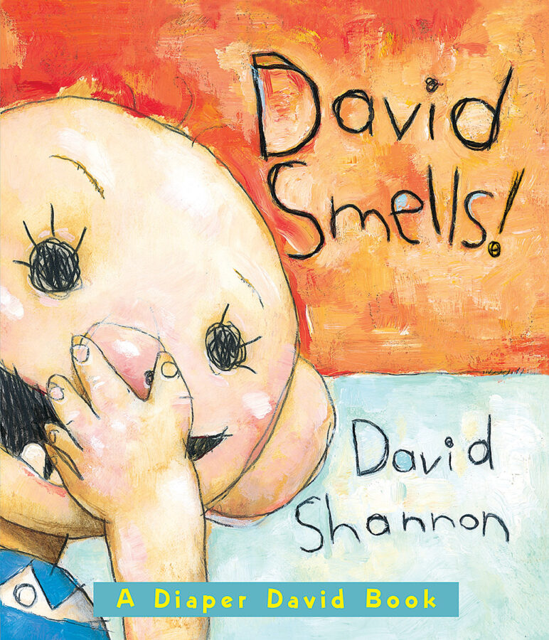 David Shannon - David Smells!