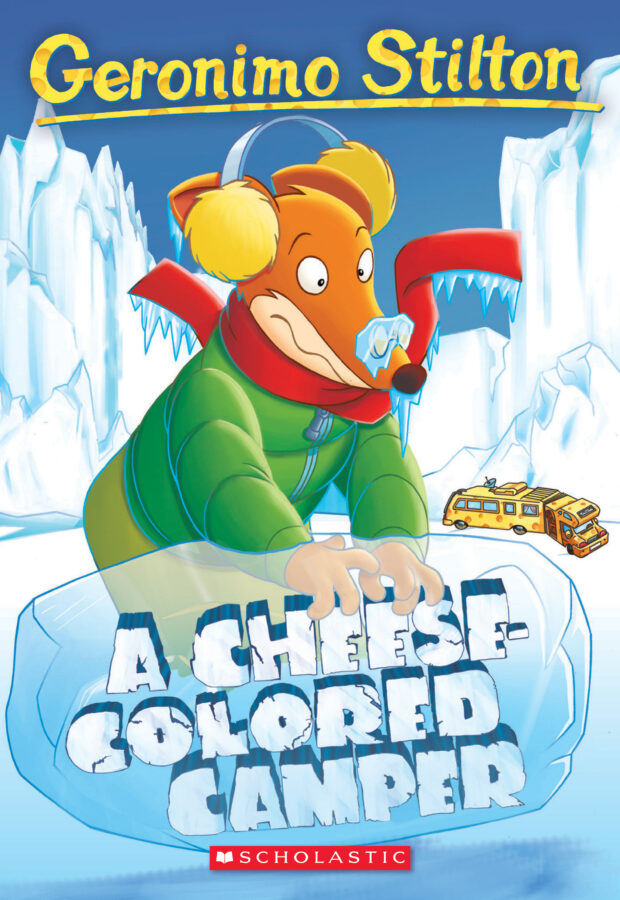 Geronimo Stilton - Geronimo Stilton #16: A Cheese-Colored Camper