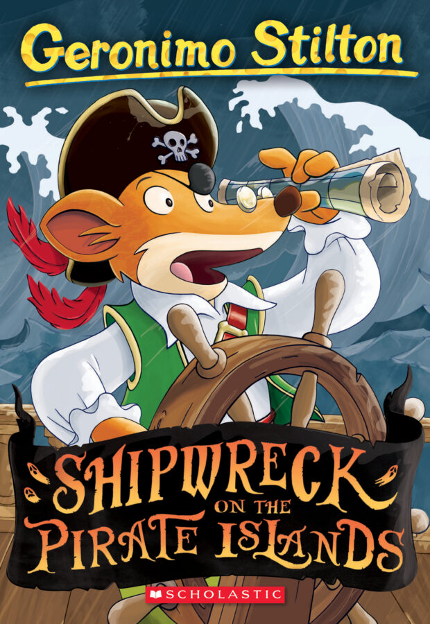 Geronimo Stilton - Shipwreck on the Pirate Islands
