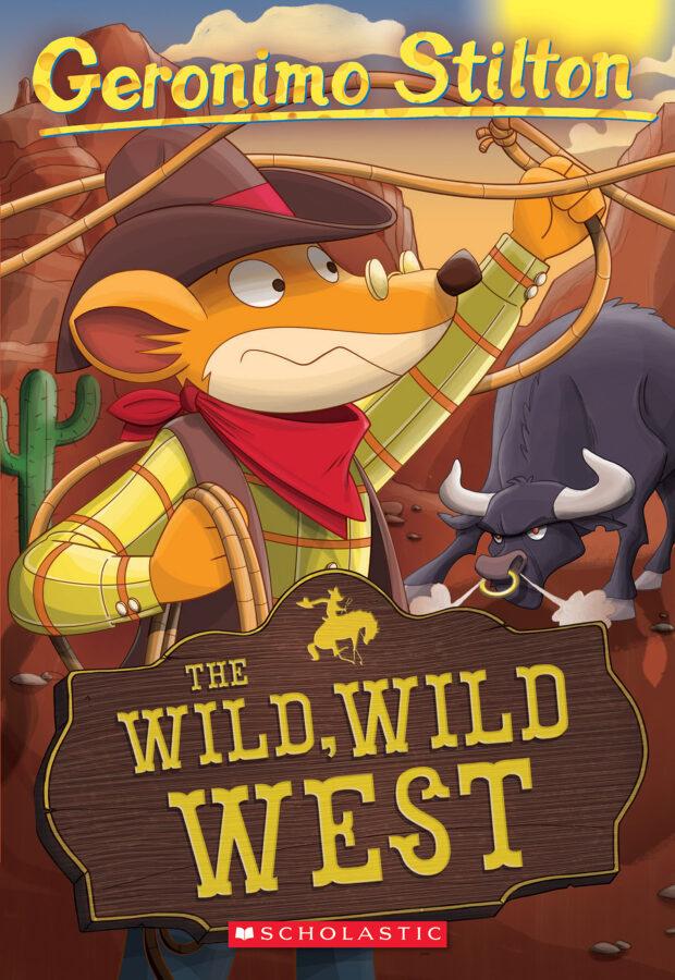 Geronimo Stilton - The Wild, Wild West