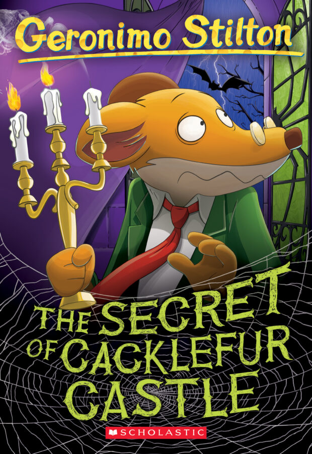 Geronimo Stilton - The Secret of Cacklefur Castle
