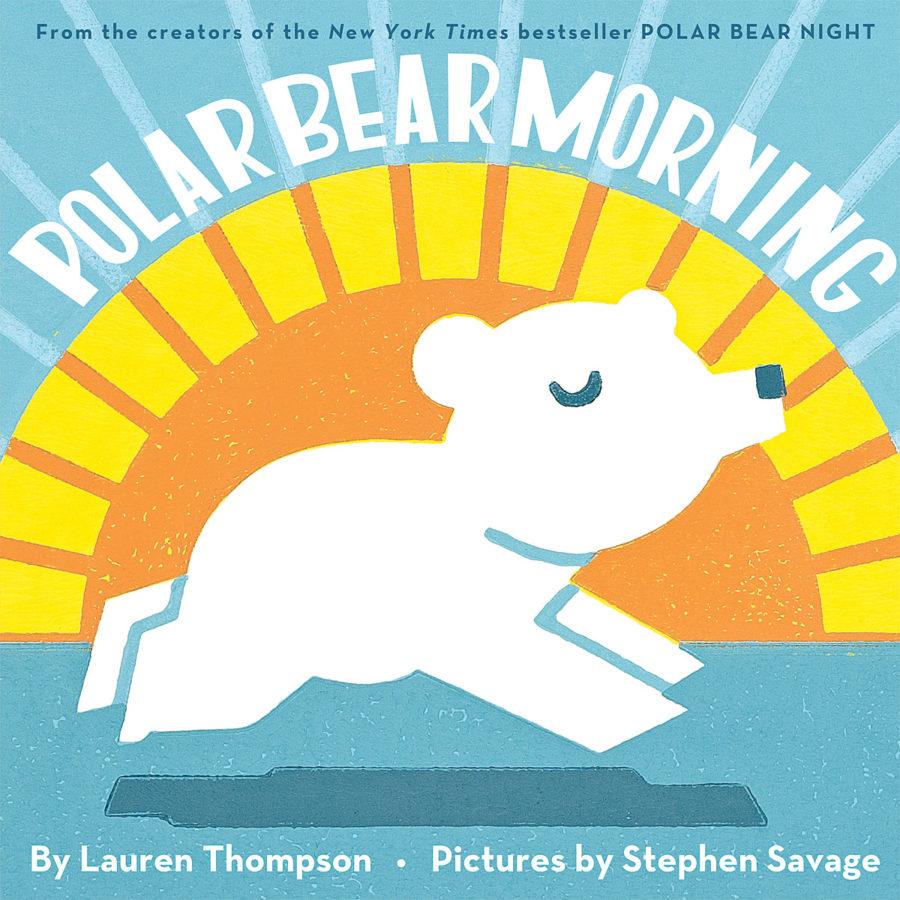 Lauren Thompson - Polar Bear Morning