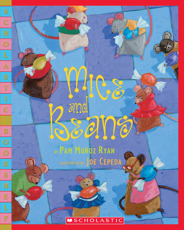 Pam Muñoz Ryan - Mice and Beans