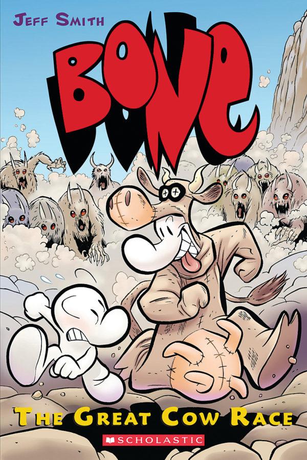 Jeff Smith - Bone #2: The Great Cow Race