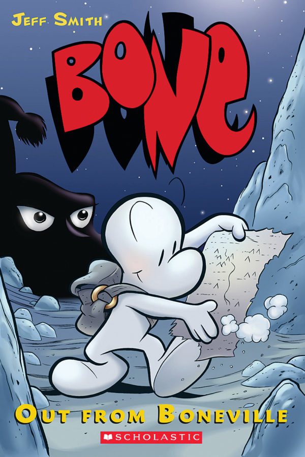 Jeff Smith - Bone #1: Out from Boneville