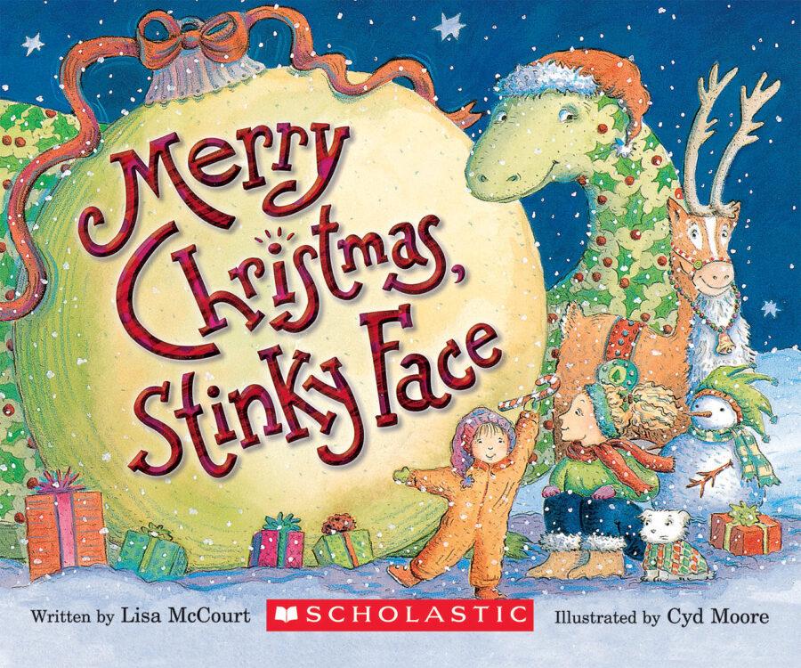 Lisa McCourt - Merry Christmas, Stinky Face