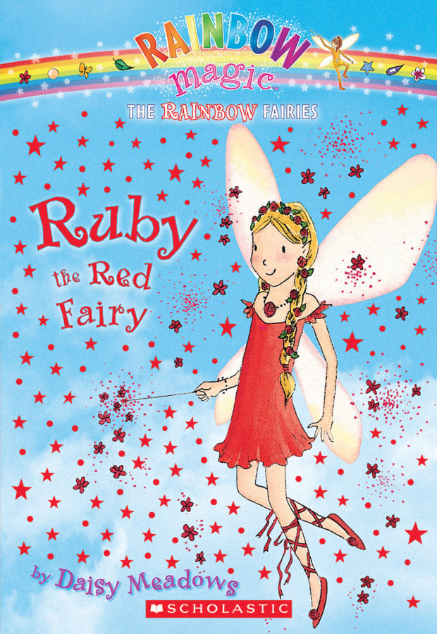 Daisy Meadows - Ruby the Red Fairy