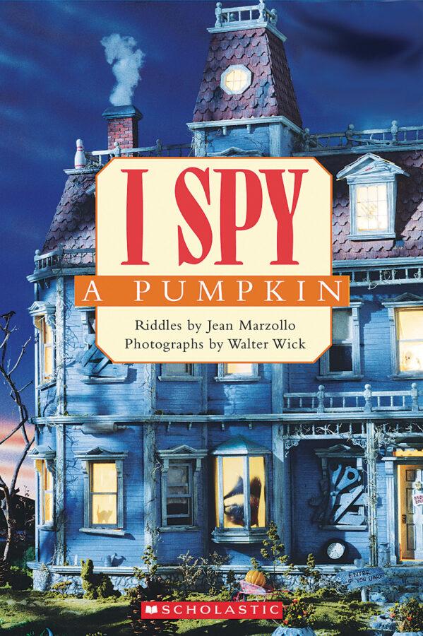 Jean Marzollo - I Spy a Pumpkin