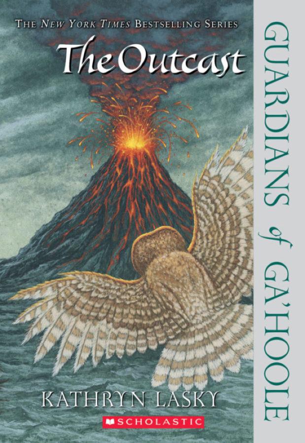 Kathryn Lasky - Guardians of Ga'hoole #8: The Outcast