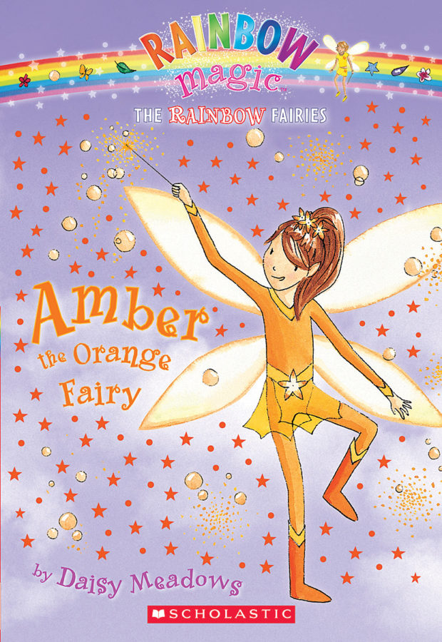Daisy Meadows - Rainbow Magic #2: Amber the Orange Fairy