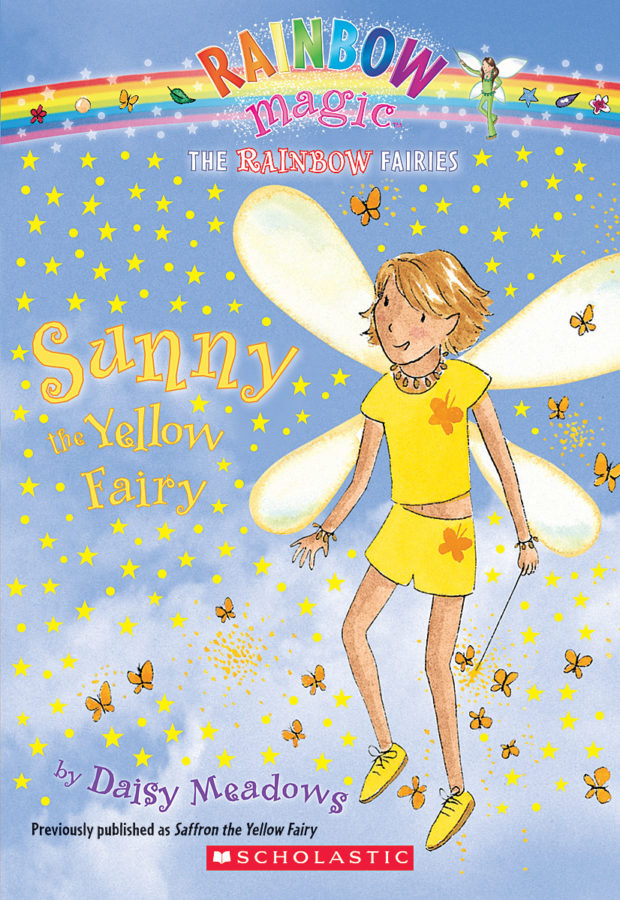 Daisy Meadows - Sunny the Yellow Fairy