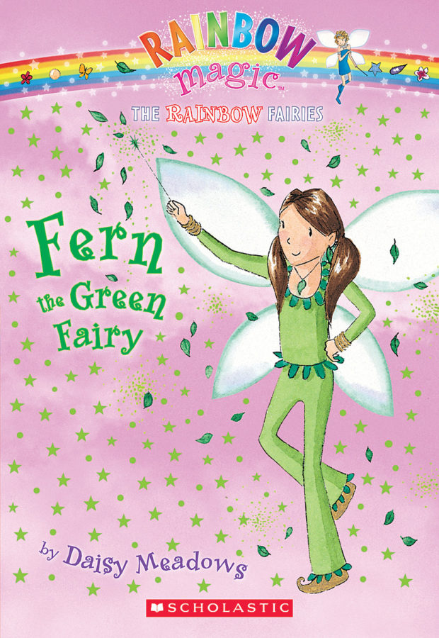 Daisy Meadows - Rainbow Magic #4: Fern the Green Fairy
