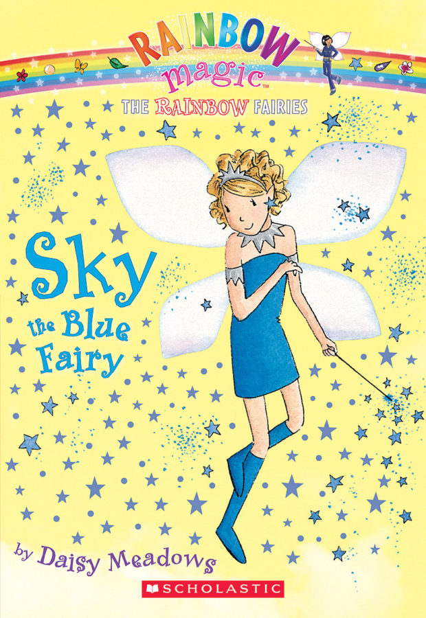 Daisy Meadows - Rainbow Magic #5: Sky the Blue Fairy
