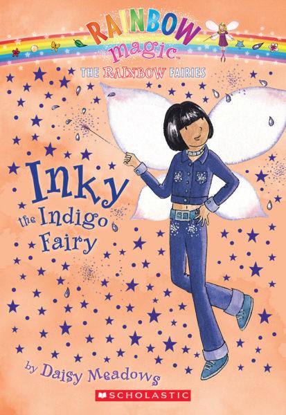 Daisy Meadows - Inky the Indigo Fairy