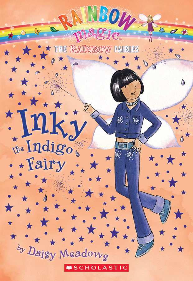 Daisy Meadows - Inky the Indigo Fairy