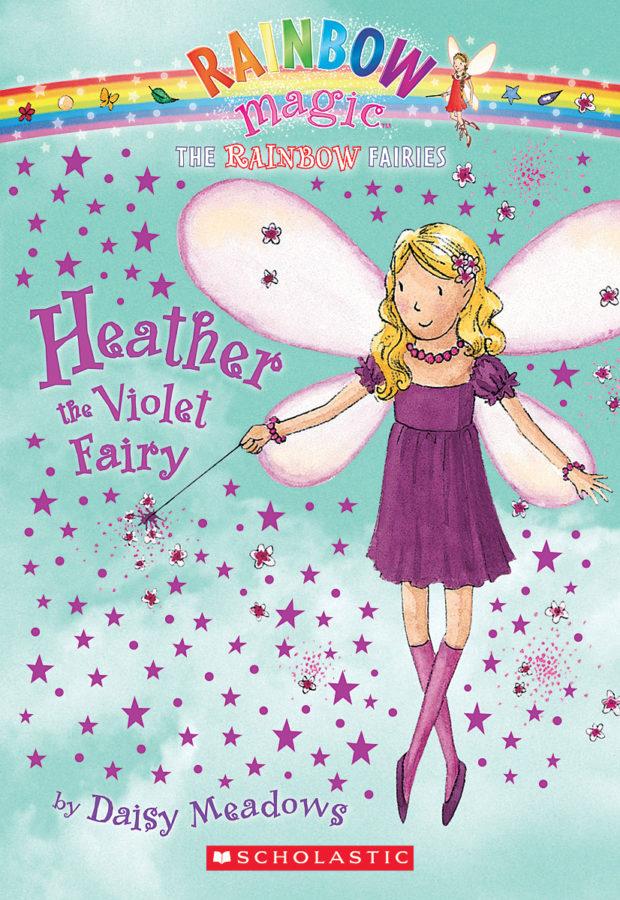 Daisy Meadows - Heather the Violet Fairy