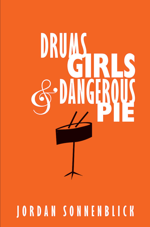Jordan Sonnenblick - Drums, Girls & Dangerous Pie