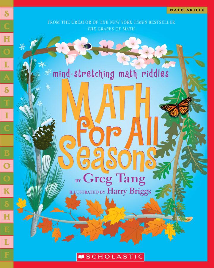 Greg Tang - Math for All Seasons (BKSHELF)