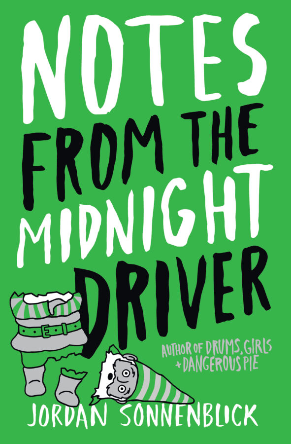 Jordan Sonnenblick - Notes from the Midnight Driver