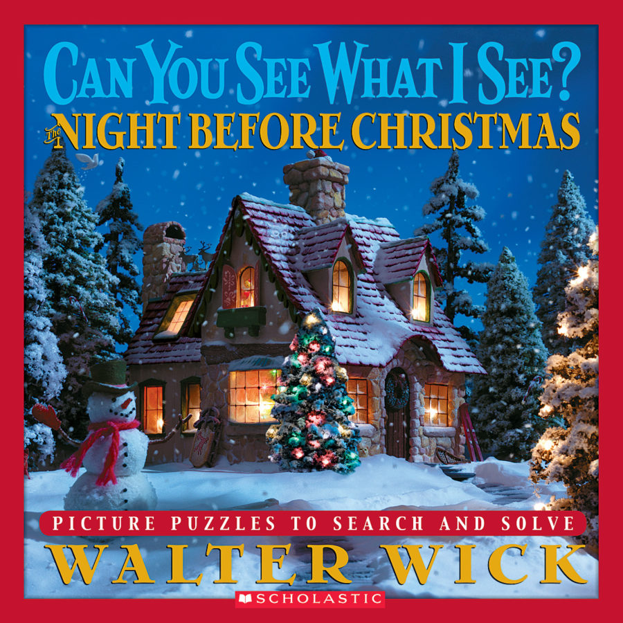 Walter Wick - Can You See What I See? The Night Before Christmas