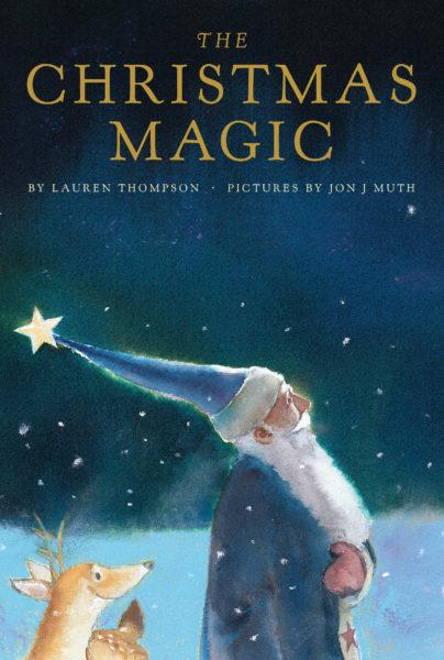 Lauren Thompson - The Christmas Magic