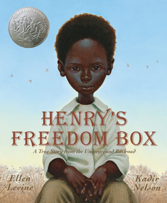 Henry's Freedom Box by Ellen Levine - Hardcover Book - The Parent Store