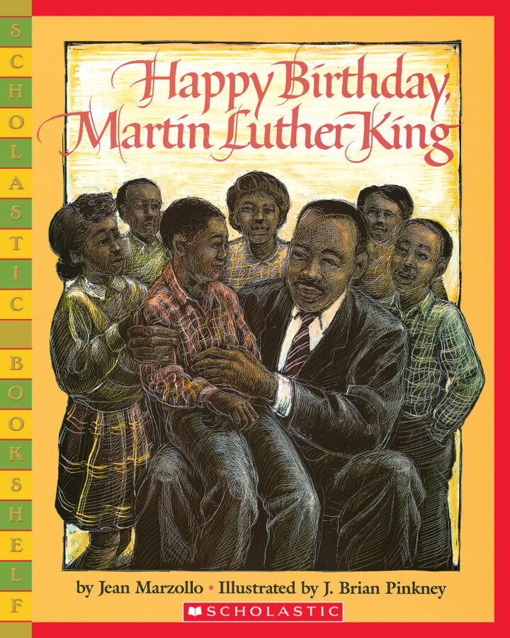 Jean Marzollo - Happy Birthday, Martin Luther King Jr.