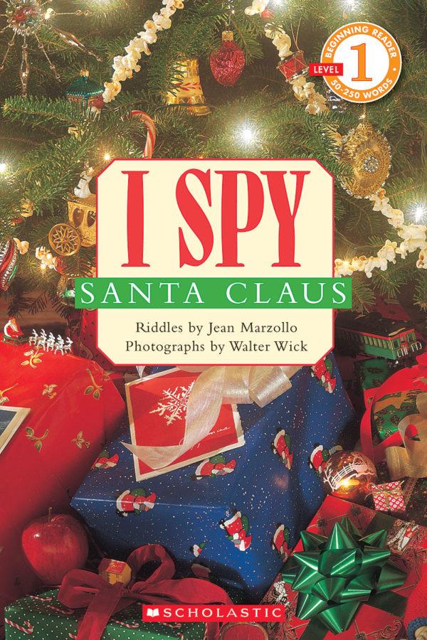 Jean Marzollo - Schol Rdr Lvl 1: I Spy Santa Claus