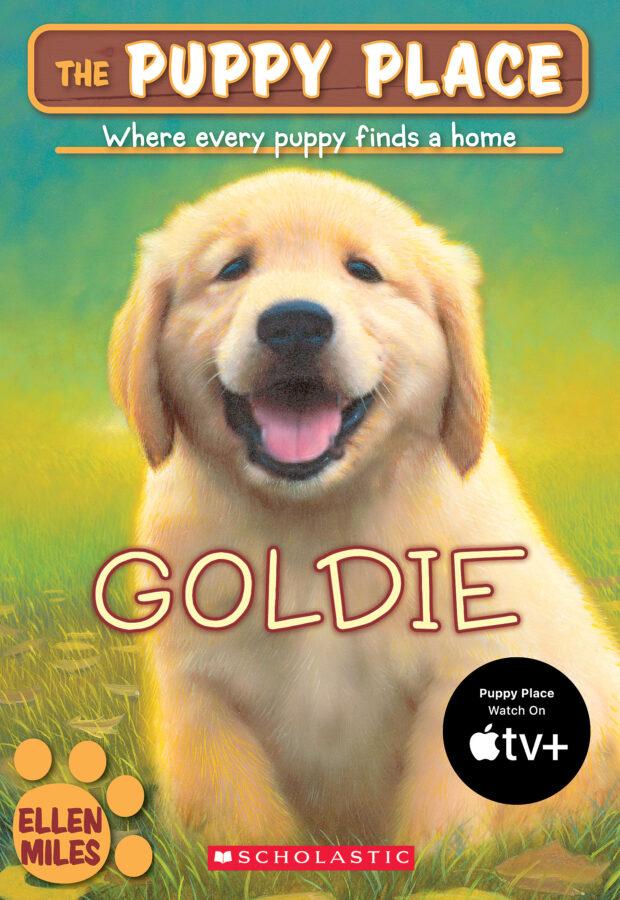 Ellen Miles - Puppy Place, The #1: Goldie