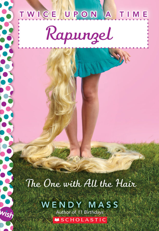 Wendy Mass - Rapunzel, the One with All the Hair
