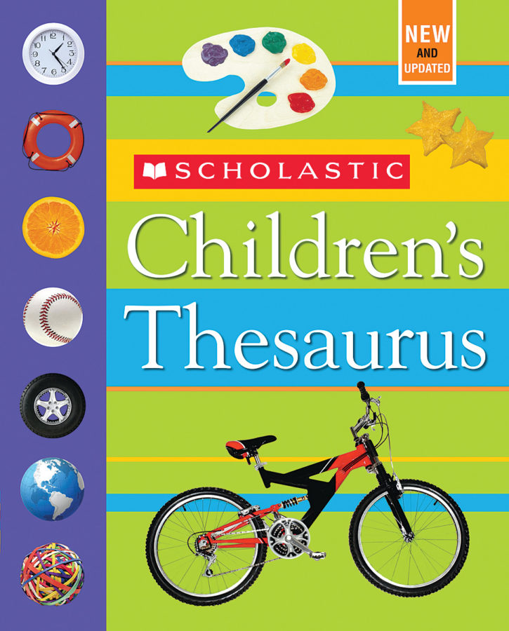 John K. Bollard - Scholastic Children's Thesaurus (Revised)