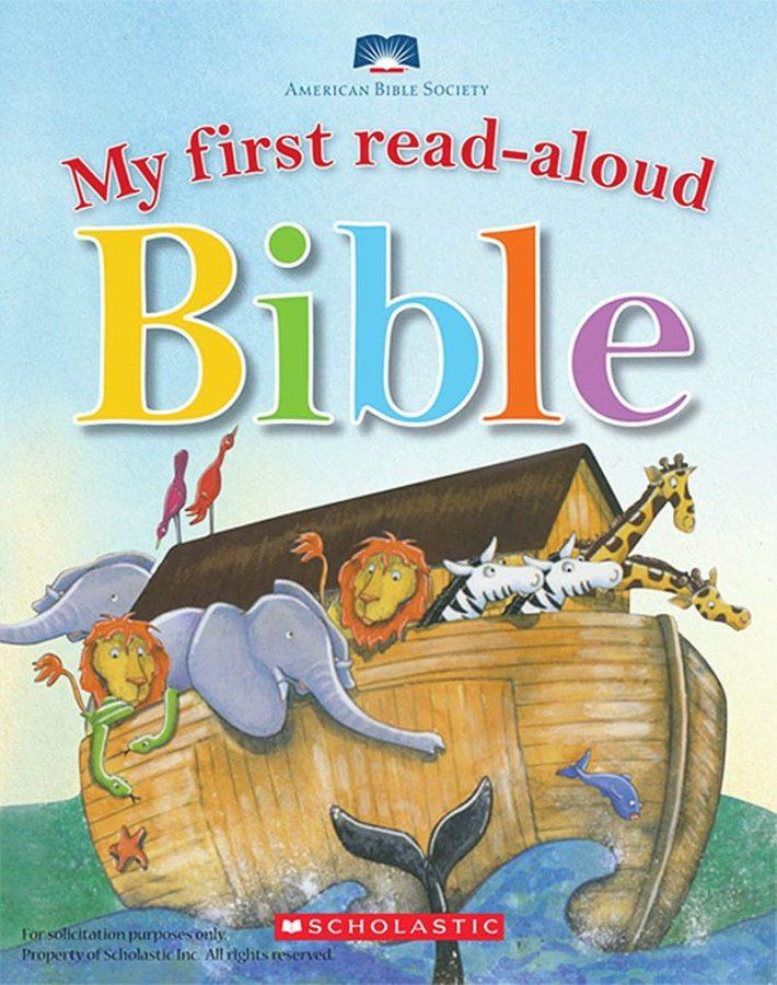 Penny Boshoff - My First Read Aloud Bible