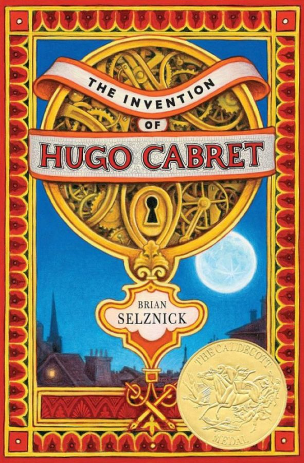 Brian Selznick - Invention of Hugo Cabret, The