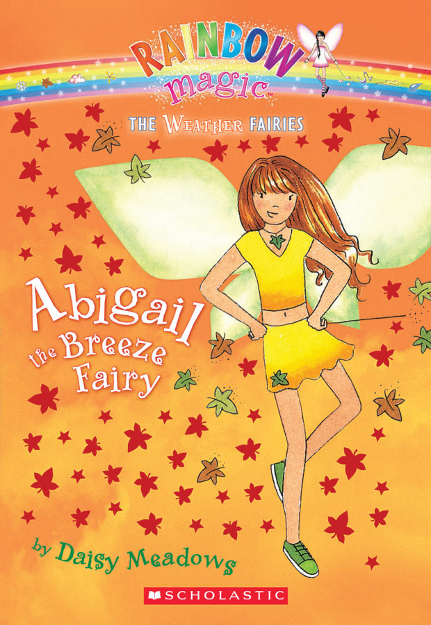Daisy Meadows - Abigail the Breeze Fairy