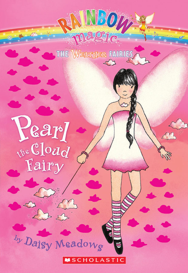 Daisy Meadows - Weather Fairies, The #3: Pearl the Cloud Fairy