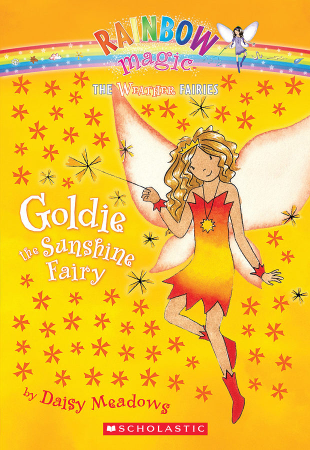 Daisy Meadows - Weather Fairies, The #4: Goldie the Sunshine Fairy