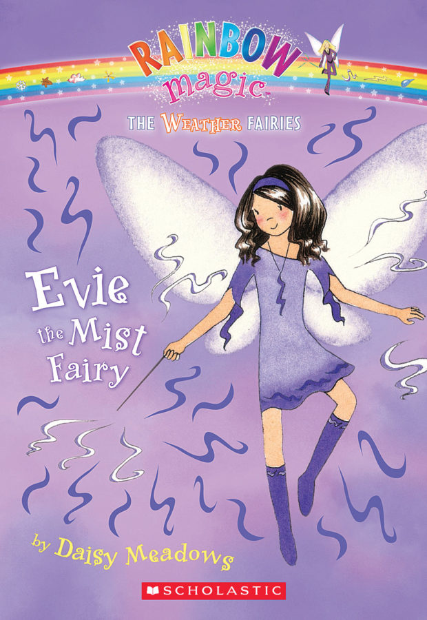 Daisy Meadows - Evie the Mist Fairy